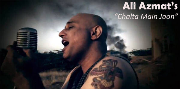 Ali Azmat Song chalta main jaon