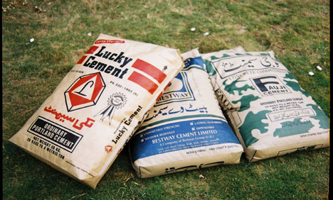 cement unchanged in winter