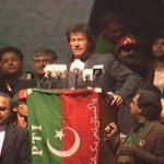 Imran Khan (PTI) jalsa in karachi