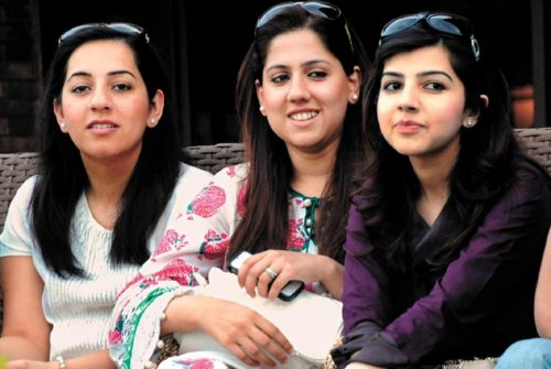 Pakistani girls pic