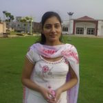 pakistani home garden girl picture