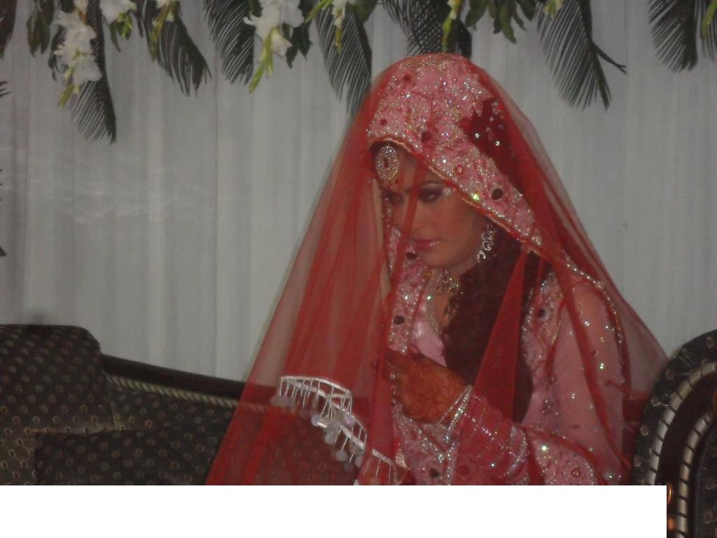 Ayesha Bakhsh Wedding Ceremony ayesha bakhsh married