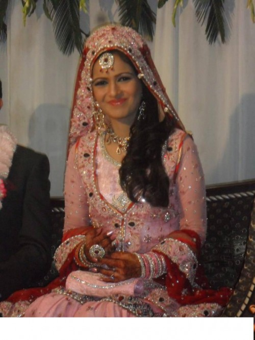 Ayesha Bakhsh Wedding Jewelry 500x666 Ayesha Bakhsh Marriage Ceremoney