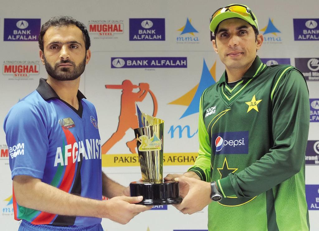 Pakistan Vs Afghanistan 2012 Pakistan vs Afghanistan Cricket Match 2012