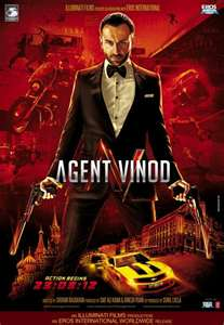 agent vinod sytle