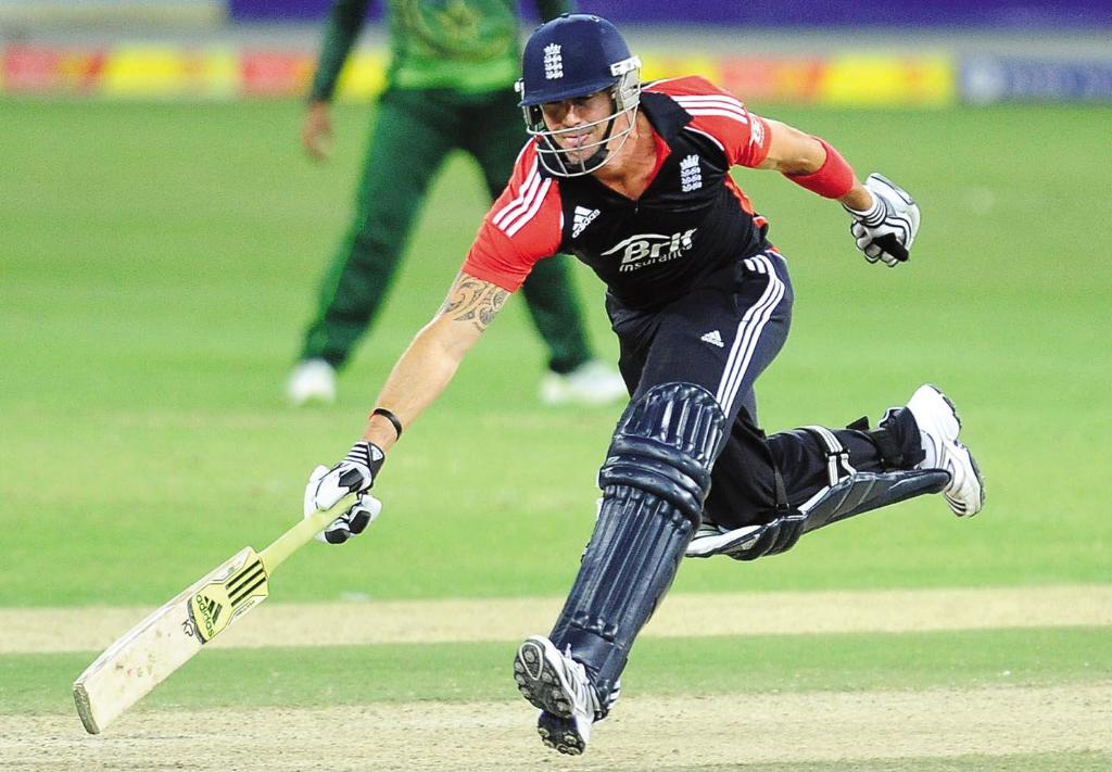 4rth odi Pakistan vs england 2012 scorecard