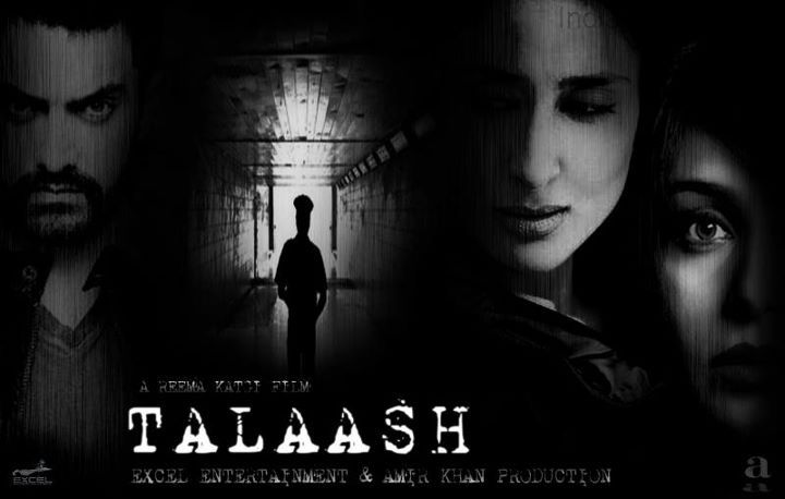 talash by amir khan talaash movie aamir khan Ijazat Song