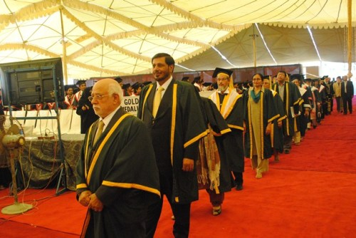 university of karachi convocation dr