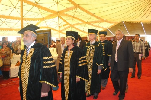 university of karachi convocation.