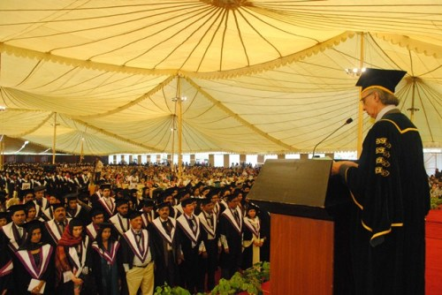 university of karachi convocations