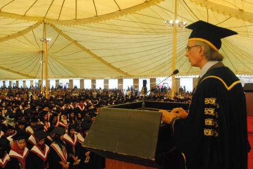 university of karachi convocationz