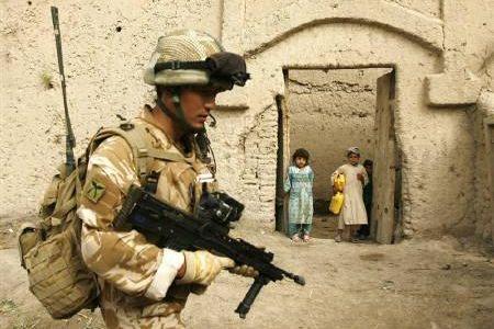 6 UK soldiers missing feared dead in Afghanistan