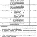 Job Opportunities in Punjab Institute of Cardiology Lahore 150x150 Join Mujahid Force as Officer Mujahid Force Careers