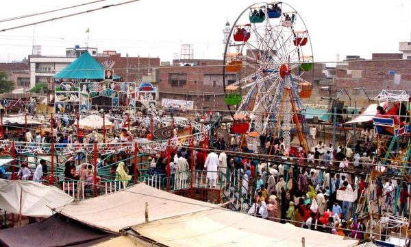 Madhu lal Hussain Mela Chiraghan