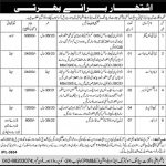 Punjab Forest Department Job Opportunities 2012