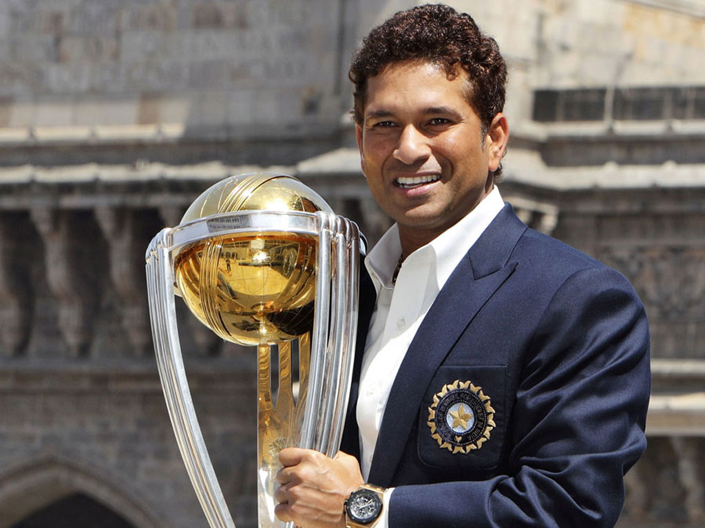 Sachin Tendulkar Wallpapers Cricketers
