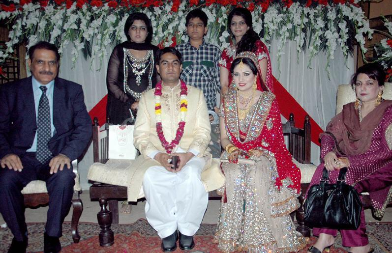 Saira Ahsan Married With Shakir Ahmed