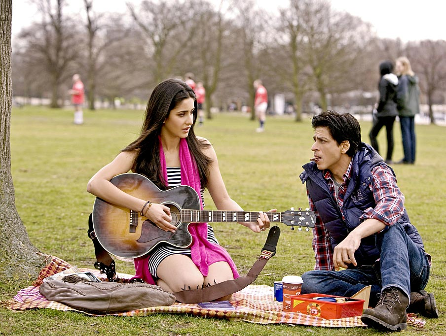 shahrukh khan and katrina kaif Ishq in London Movie by Shahrukh Khan and Katrina Kaif