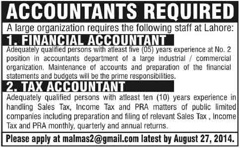 Accountant-jobs-in-lahore