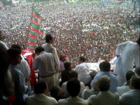 Imran Khan PTI Jalsa in Chichawatni 13-April-2012