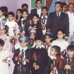 Prize Distribution Ceremony of Moon Light School May 2012