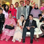 Taka Khan Daughter Marriage 150x150 Ayesha Bakhsh Marriage Ceremoney