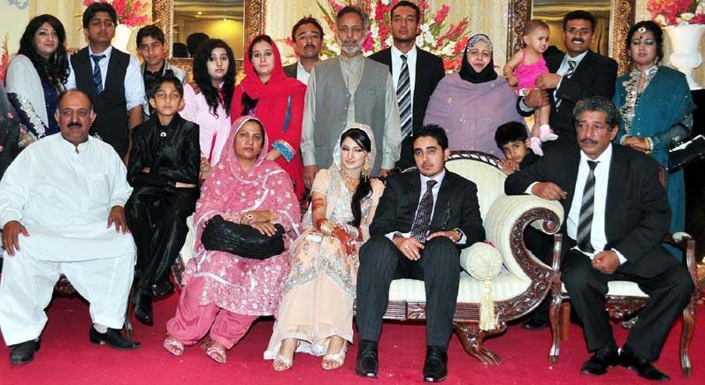 Taka Khan Daughter Marriage