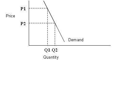 Inelastic demand curve Types of Elasticity in Economics