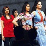 Lahore Fashion Show Model Girls Picture