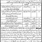 Government Jobs in Sahiwal Pakistan 2012