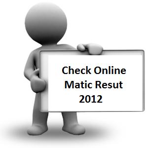 matric-result-2012
