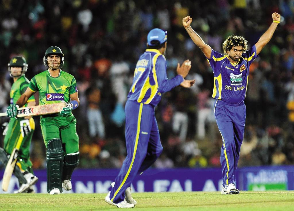 pakistan vs sri lanka Sri Lanka Beat Pakistan in First T20 Match in Doha Stadium Plus