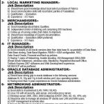 Jobs in Textile Group of Companies in Faisalabad 2012