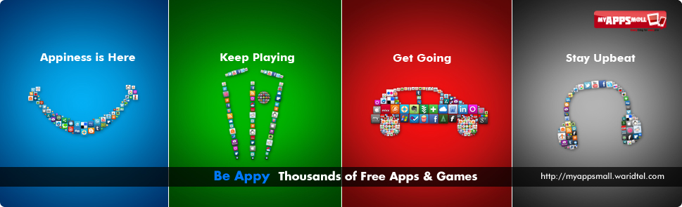 warid idm  Warid Offer Mobile Application Store MYAPPSMALL