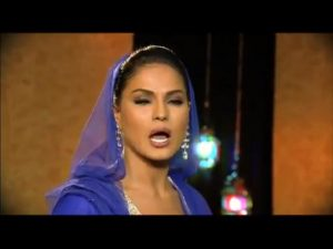 Veena malik 300x225 Veena Malik Astaghfar Show with Hero TV
