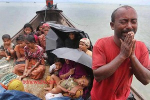 burma muslims are transfered