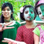 Celebrations are on in pakistan Happy Independence day