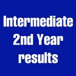 2nd year results inter 150x150 Bise Sargodha Board Intermediate Part 1 11 Class Result 2012