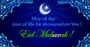 Eid Mubarik New Picture 300x159 Eid Mubarak 2013 wallpapers & Pictures Facebook Images