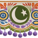 Pakistan's Independence Day 2012 – Google doodle