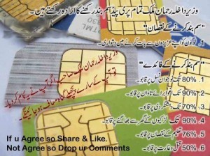 Prepaid Sims will be Block in Future 300x224 Prepaid Sims will be Block in Future of Pakistan Rehman Malik
