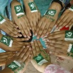 hands with august 2012 pakistan day 150x150 14 August 2013 Pakistan wallpapers and Images
