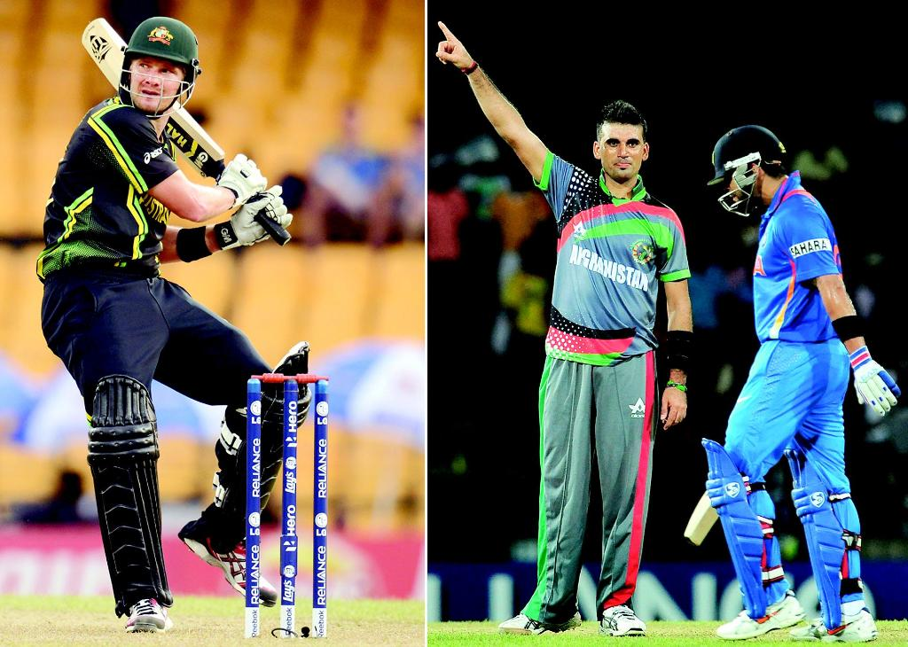 India vs Afghanistan T20 Match Live Scorecard