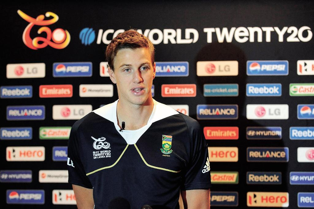 Morne Morkel Picture before ICC T20 Worldcup 2012 Morne Morkel Picture before ICC T20 Worldcup 2012