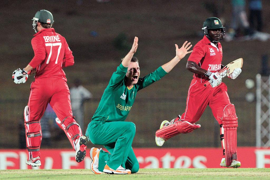 South Africa vs Zimbabwe 4th T20 Worldcup
