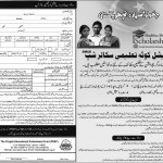Shahbaz Sharif scholarship program for Inter and graduates 2012 150x150 Shahbaz Sharif Scholarship Scheme for Punjab Students