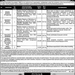 Punjab Education Foundation PEF Jobs 2016 NTS Test Result