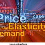 Elasticity 150x150 Types of Elasticity in Economics