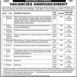 Ministry of S & T National Institute of Electronics Jobs 2015