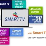 Smart TV Application for PTCL EVO Wireless Broadband 150x150 STC Provides WiFi Internet service in Saudi Arabia
